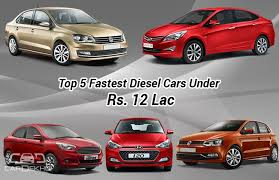 Top Fastest Diesel Cars Under Rs Lacs Features Cardekho Com