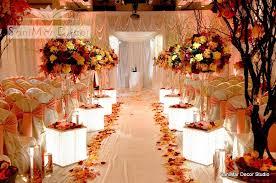 Wedding Flowers Decoration Venues