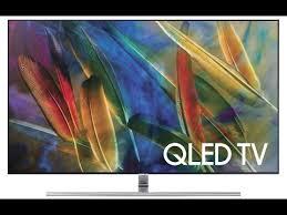 samsung tv qled 65. new samsung qn65q7f flat 65-inch 4k ultra hd smart qled tv (2017 model) overview tv qled 65