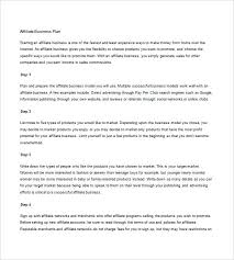Online Business Plan Template Free Download Marketing Business Plan Free Word Documents Download Sample