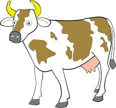 domestic animals clipart. Contemporary Domestic Free To Use Public Domain Cow Clip Art  Page 2 In Domestic Animals Clipart R