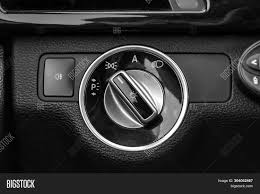 Lights Dimming In Car Dashboard Cars Image Photo Free Trial Bigstock