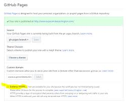 HTTPS certificate is expired and https option is g... - GitHub ...