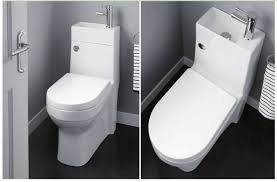 ... Aquarius Combination Toilet Basin SpaceSaver WC AQSSWC ...