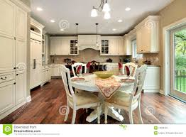 Light Wood Kitchen Kitchen With Light Wood Cabinetry Royalty Free Stock Photo Image