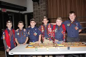 New Arrow Of Light Ceremony Schoolcraft Scouts Arrow Of Light Ceremony South County News