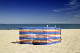 Znalezione obrazy dla zapytania beach windscreen