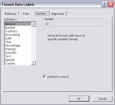Number Formats In Microsoft Excel
