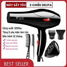 Máy sấy tóc Deliya công suất lớn 2200W có tốt không?