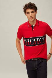<b>Men</b> - Collection - Polos & t-shirts | <b>CH Carolina Herrera</b>