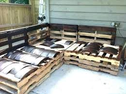 recycled pallets outdoor furniture. Simple Outdoor Garden Furniture Made From Wooden Pallets Patio Of  Pallet Wood Outdoor Plans Throughout Recycled P