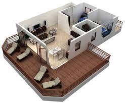 Picturesque Design 5 House Planner 3d Room Free 3D Room Planner