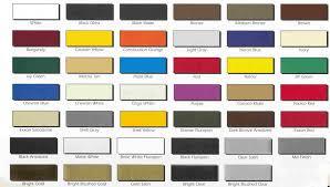 2019 Peterbilt Color Chart 2018 Freightliner Paint Colors