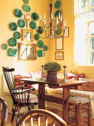 French Dining Room Table Yellow French Country Dining Room This High Ceiling Dining Room
