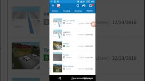 how to make a game on roblox android ios