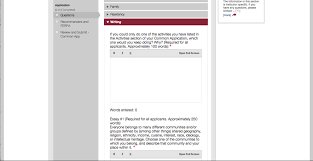 Common Application Essay 2015 16 Everything You Need To Know About The 2015 16 Common App