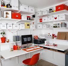 orange home office. Brilliant Home View In Gallery Orangehomeofficeinteriors5jpg To Orange Home Office