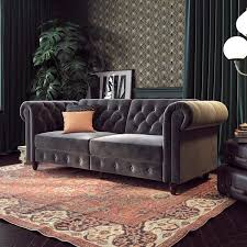 tufted sofas that make everyday comfort