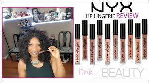 nyx lip liquid lipstick lip swatches women of color