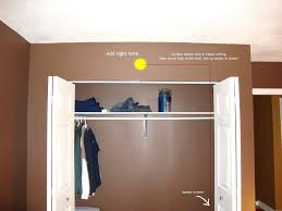 image of led closet light fixtures guide