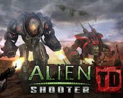 alien shooter td pc game free