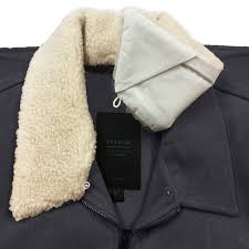 Designer Fur Jacket Men Details About Threadbare Mens Designer Belgrave Wool Coat Sherpa Fleece Collar Winter Jacket