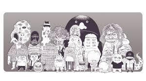 イラストレーター横山次郎のホームページ