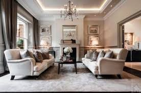 Timeless Chandelier Decoration Trend For Modern Living Room Ideas 2018  Living Room Interior Design Trends Image