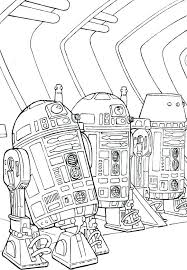 Rogue One Coloring Pages Star Wars Desert Color Free Print Image