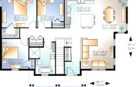 four bedroom house plans breathtaking bungalow house plans medium size modern bungalow house floor plan breathtaking