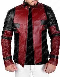ryan reynolds deadpool jacket deadpool leather jacket