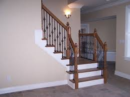 Stair Basement Stair Ideas Finishing A Basement Cost Basement - Unfinished basement stairs