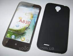 Lenovo A830 - Full phone specifications