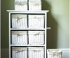 wicker basket shelves wicker baskets storage unit wicker basket storage unit medium size of howling wicker