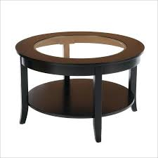 glass coffee table with wood base round glass coffee table wood base intended for elegant home