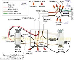 nutone bathroom fan light wiring diagram best bathroom decoration how to rewind electric fan motor diagram at Pedestal Fan Motor Wiring Diagram