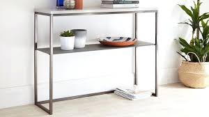 black high gloss console table grey gloss and black chrome console table black high gloss console