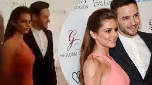 Smitten Cheryl and Liam Payne share look of love as couple make ...