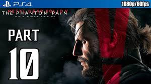 Metal Gear Solid V The Phantom Pain Walkthrough Part 10
