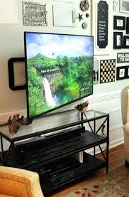 wall mounted tvs where to put cable box installing a wall mount flat screen hiding cords