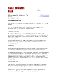 Small Business Proposal Template Building A Stronger Small