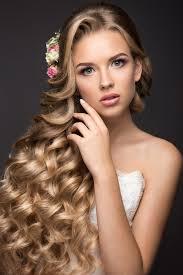 Peinados De Novia Con El Pelo Suelto Vivirsanos Com