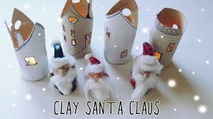 Easy <b>Christmas decorations</b>. <b>Santa Claus</b> DIY - YouTube