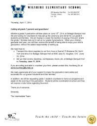 letter for volunteers grade 7 parent volunteer letter wilshire elementary school