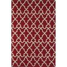 gallery of elegant red indoor outdoor rug