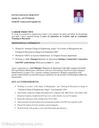 Career Objective For Resume For Civil Engineer Resume Template Objective Foreering Skills And Work Experience 7