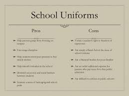 school uniforms debate essay co school uniforms debate essay