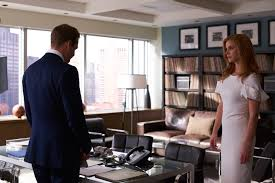 suits harvey specter office. Meghan Markle\u0027s Wardrobe On Suits: The Show\u0027s Costume Designer Shares How To Get Her Sleek Work Looks - Vogue Suits Harvey Specter Office