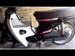 stiker motor honda c70 stiker motor