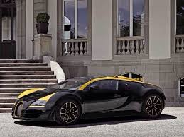 The car's normal top speed is listed at 343 km/h (213 mph). Car World Average Bugatti Veyron Customer Owns 84 Cars